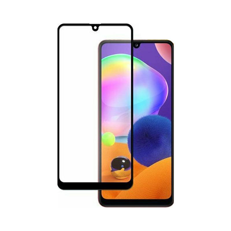 Προστασία οθόνης Full Face Tempered Glass 9H για Samsung Galaxy A31