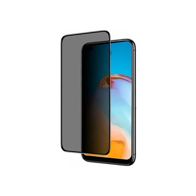 Προστασία οθόνης Privacy Full Face Tempered Glass για Huawei P40 Lite