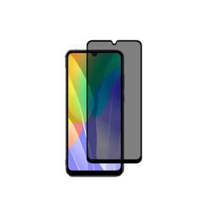 Προστασία οθόνης Privacy Full Face Tempered Glass για Huawei Y6p 2020