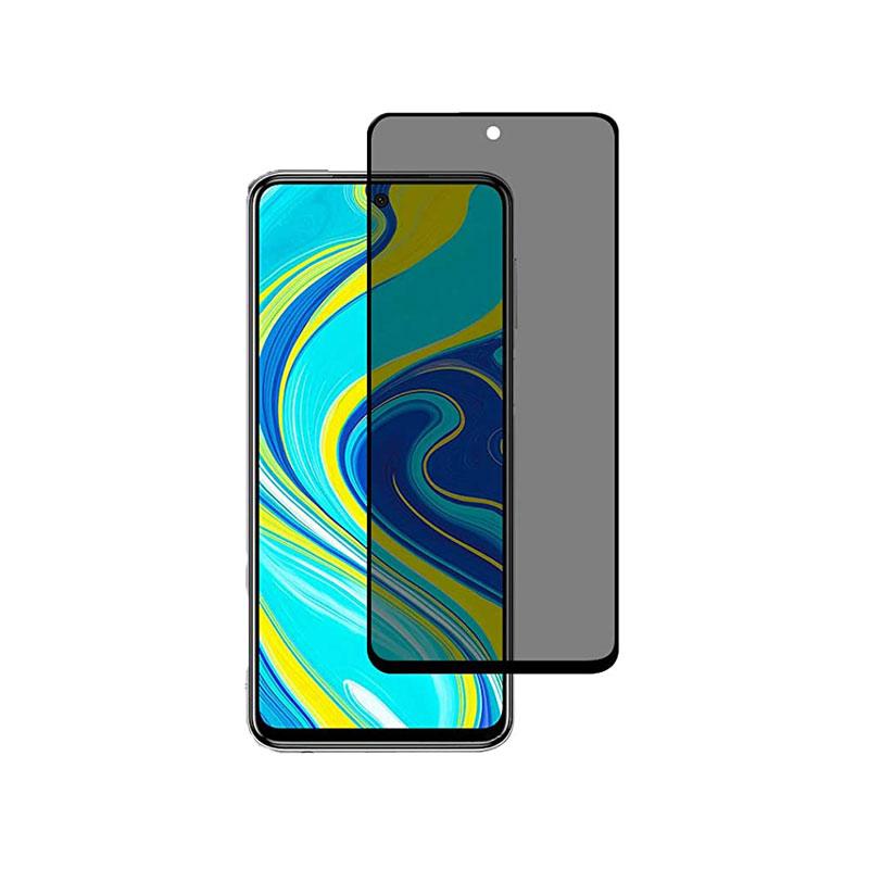 Προστασία οθόνης Privacy Full Face Tempered Glass για Xiaomi Redmi Note 9S / Note 9 Pro / Note 9 Pro Max