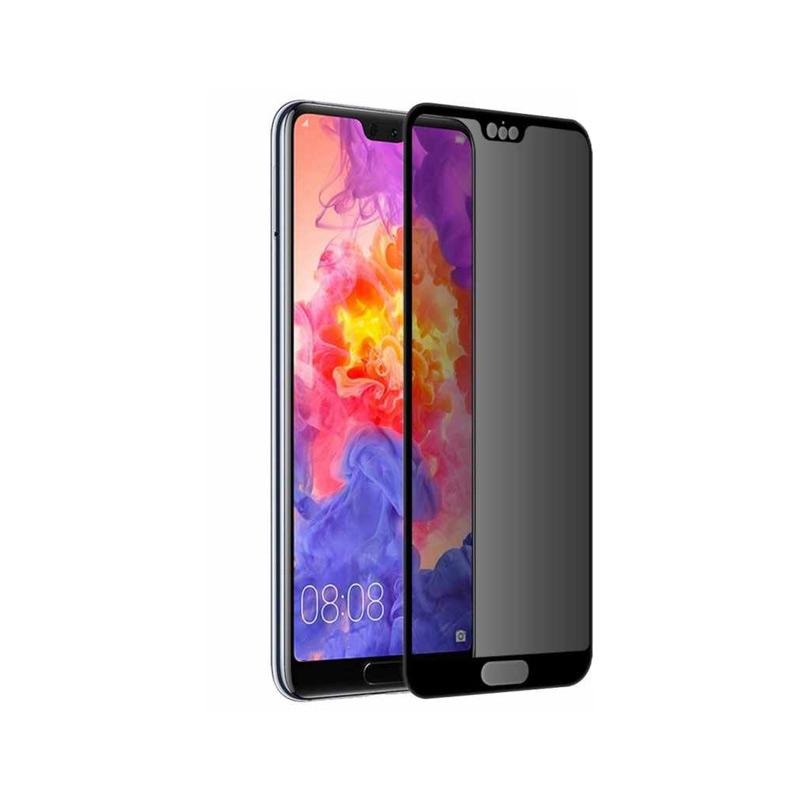Προστασία οθόνης Privacy Full Face Tempered Glass για Huawei P20 Lite