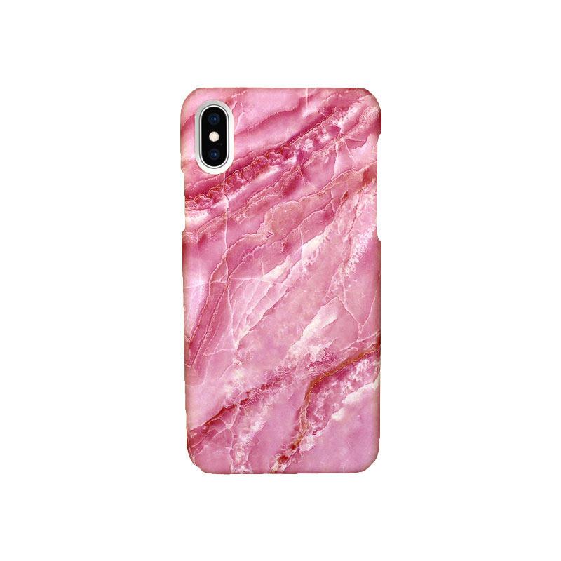 Θήκη iPhone X / XS Pink Marble
