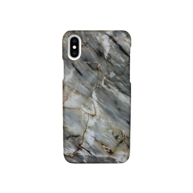 Θήκη iPhone X / XS Grey Marble