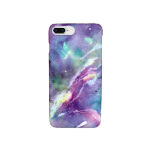 Θήκη iPhone 7 Plus / 8 Plus Purple Marble