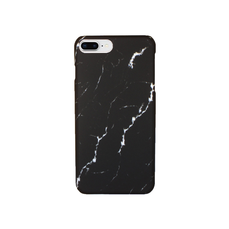 Θήκη iPhone 7 Plus / 8 Plus Black Marble