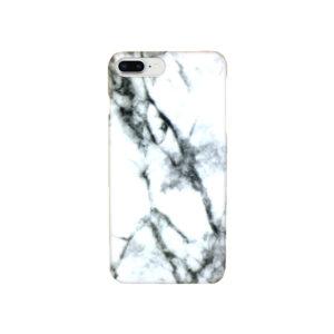 Θήκη iPhone 7 Plus / 8 Plus Black-White Marble