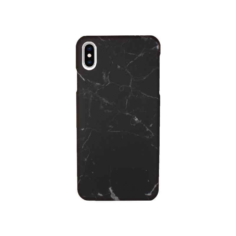 Θήκη iPhone XS Max Black Marble