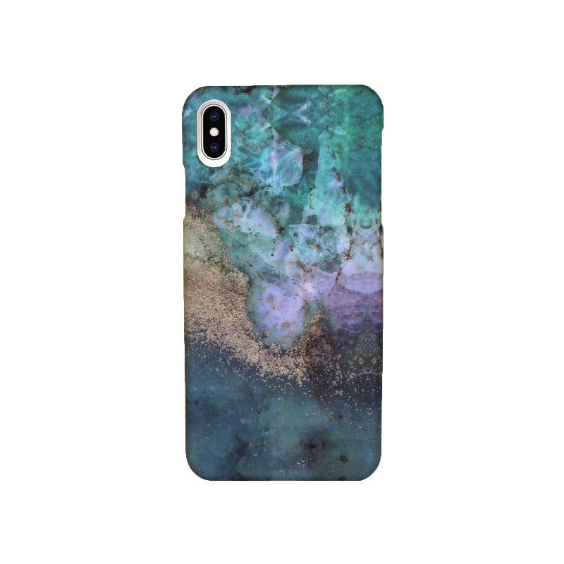 Θήκη iPhone XS Max Multicolor Marble