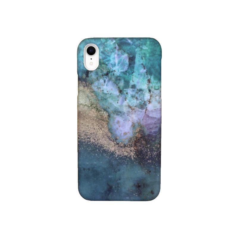 Θήκη iPhone XR Multicolor Marble