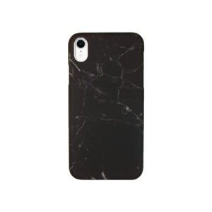 Θήκη iPhone XR Black Marble