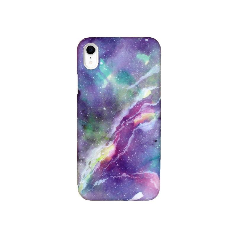Θήκη iPhone XR Purple Marble