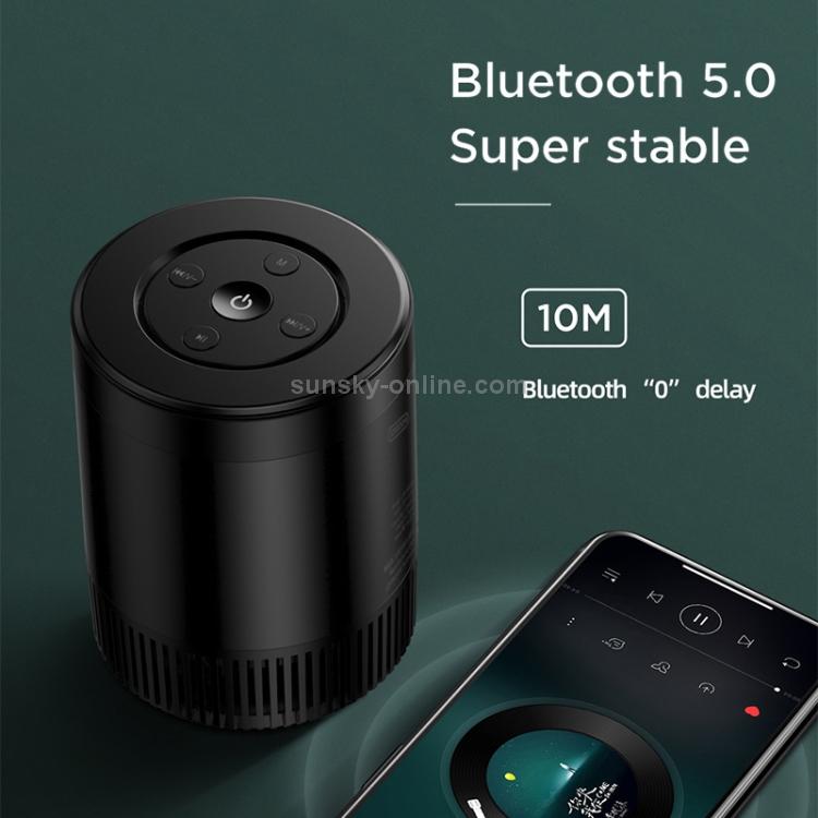Joyroom JR-M09 TWS Mini Bluetooth Speaker διαφημιστικό 4