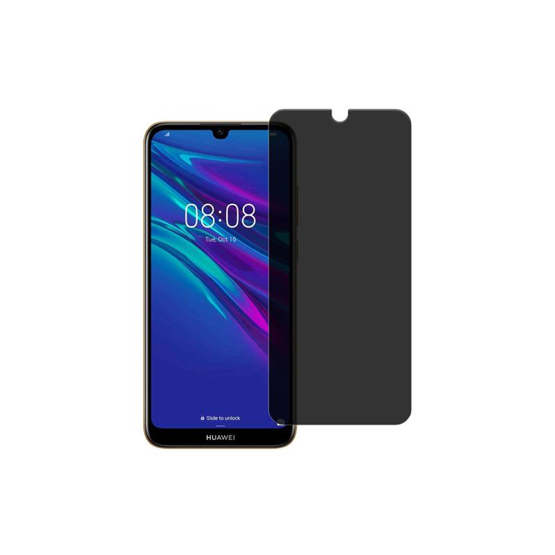 Προστασία οθόνης Privacy Full Face Tempered Glass για Huawei Y5 2019