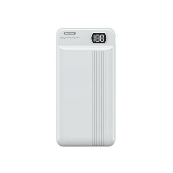 Remax RPP-106 Power Bank 20000mAh 2.1A άσπρο