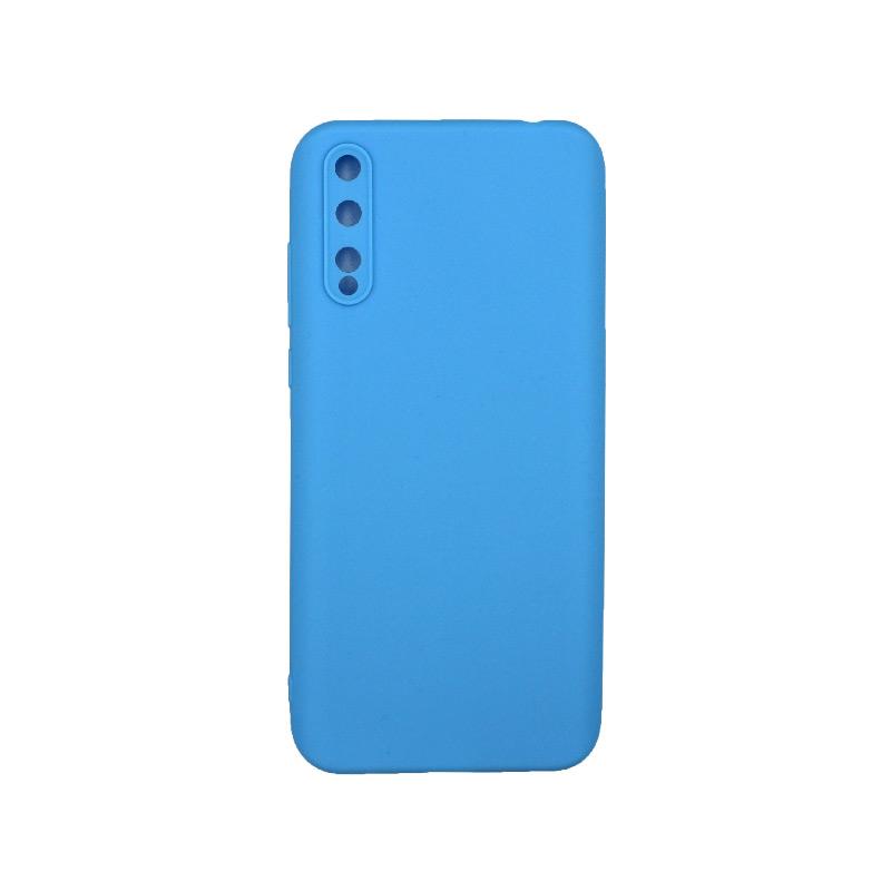 Θήκη Huawei P Smart S Σιλικόνη γαλάζιο