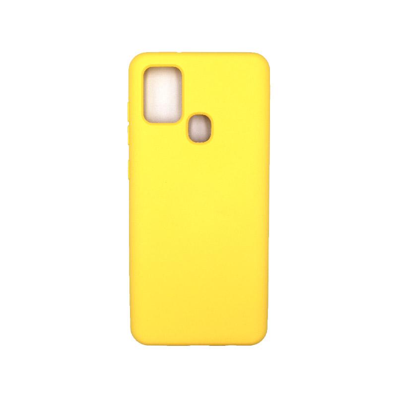 Samsung Galaxy A21s κίτρινο 1
