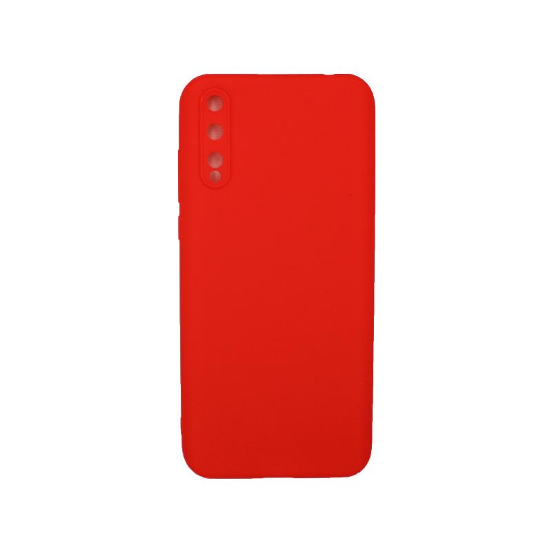 Θήκη Huawei P Smart S Σιλικόνη κόκκινο