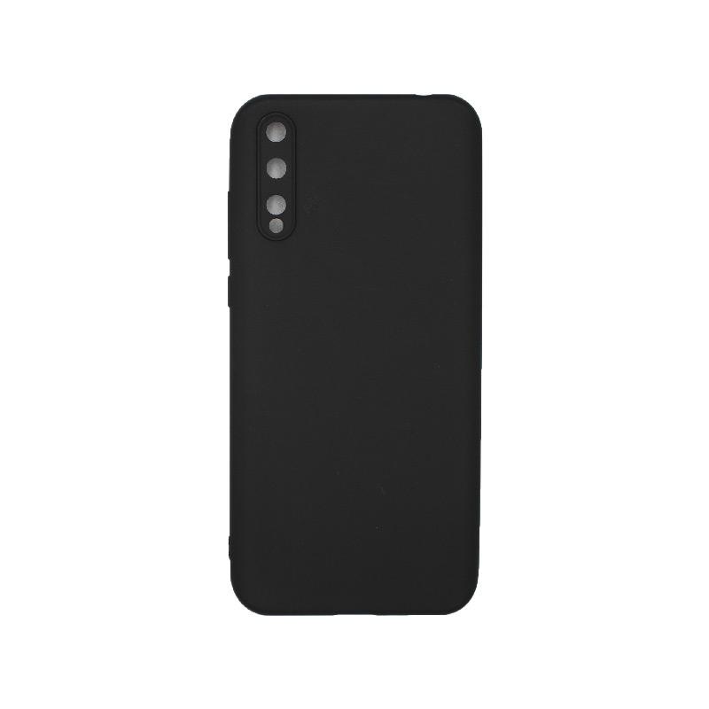 Θήκη Huawei P Smart S Σιλικόνη μαύρο