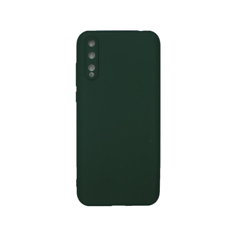 Θήκη Huawei P Smart S Σιλικόνη πράσινο