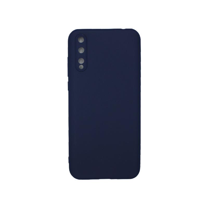 Θήκη Huawei P Smart S Σιλικόνη σκούρο μπλε