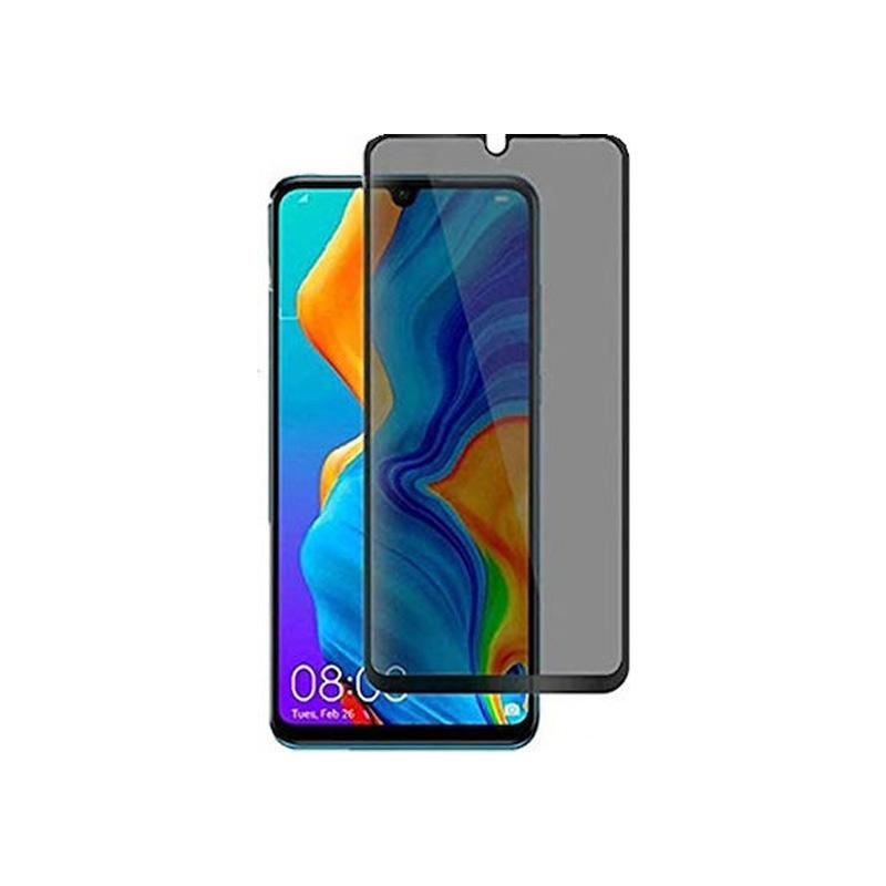 Προστασία οθόνης Privacy Full Face Tempered Glass για Huawei P Smart 2019