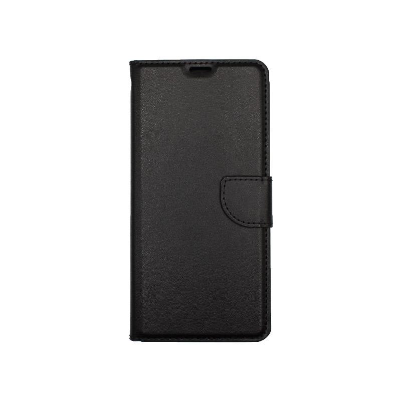 Θήκη Samsung Galaxy A21 Wallet Μαύρο 1