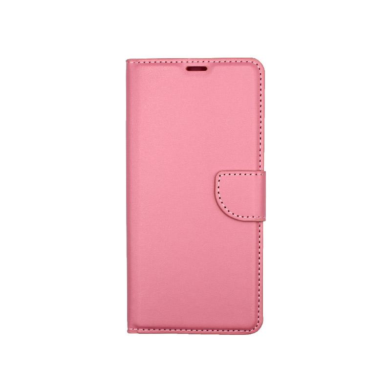 Θήκη Samsung Galaxy A21 Wallet Ροζ 1