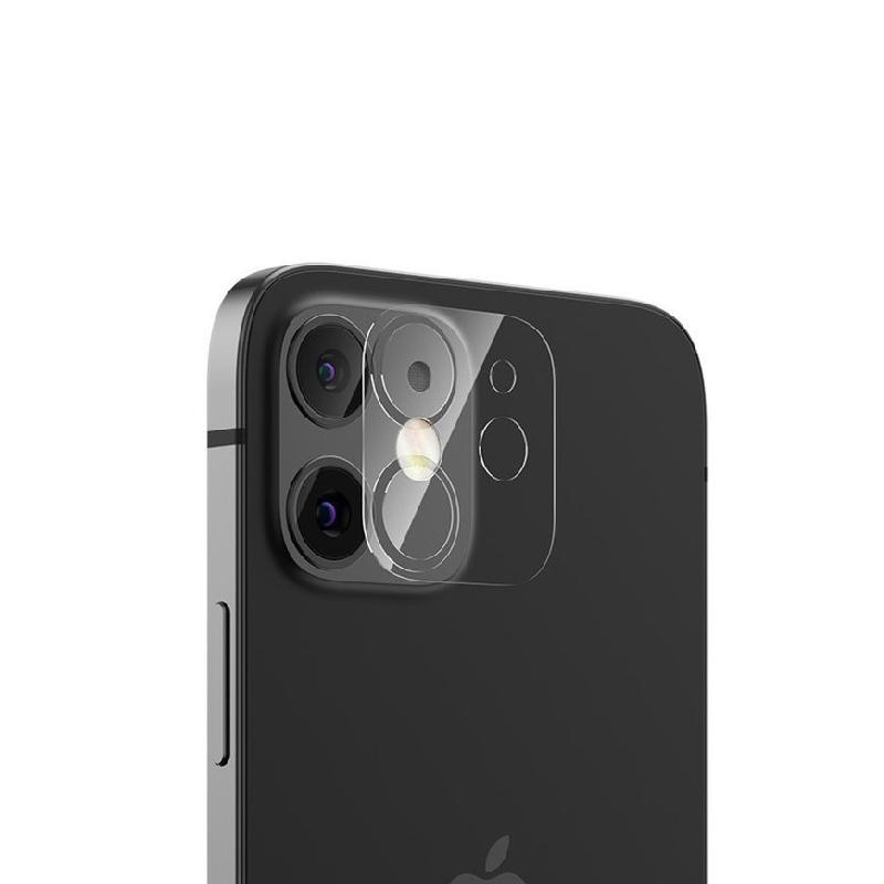 Προστασία Κάμερας Full Camera Protector Tempered Glass για iPhone 12 Mini