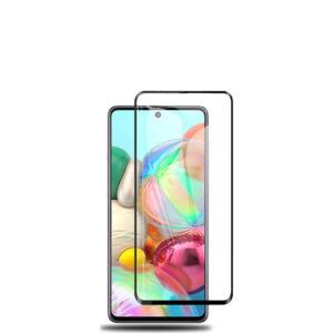Προστασία οθόνης Full Face Tempered Glass 9H για Samsung Galaxy M11