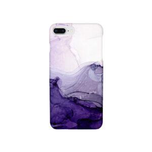 Θήκη iPhone 7 Plus / 8 Plus Ombre Purple Marble