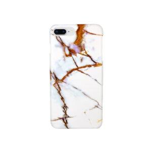 Θήκη iPhone 7 Plus / 8 Plus Caramel Marble