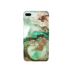 Θήκη iPhone 7 Plus / 8 Plus Green Marble