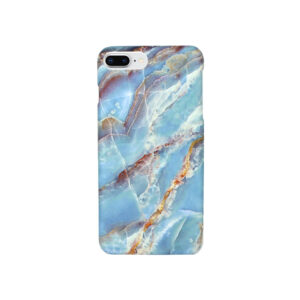 Θήκη iPhone 7 Plus / 8 Plus Light Blue Marble