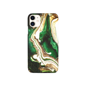 Θήκη iPhone 11 Pro Dark Green Marble