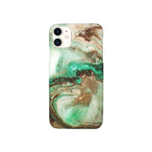 Θήκη iPhone 11 Pro Green Marble