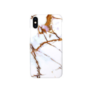 Θήκη iPhone X / XS Caramel Marble