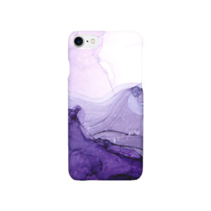 Θήκη iPhone 7 / 8 / SE 2020 Ombre Purple Marble