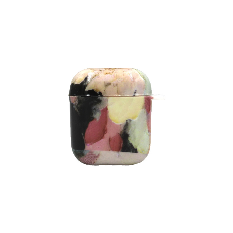 Θήκη Airpods Multicolor Marble 2