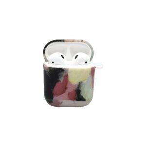 Θήκη Airpods Multicolor Marble