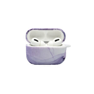 Θήκη Airpods Pro Light Purple Marble