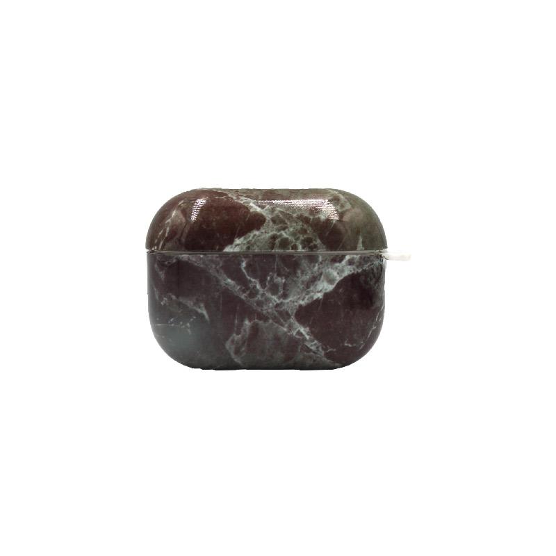 Θήκη Airpods Pro Dark Grey Marble - 1