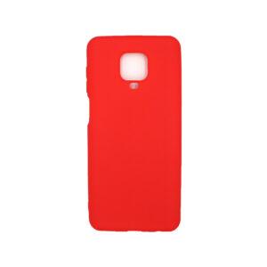 Θήκη Xiaomi Redmi Note 9S / Note 9 Pro / Note 9 Pro Max Σιλικόνη – Κόκκινο