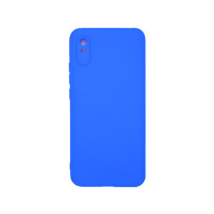 Θήκη Xiaomi Redmi 9A Σιλικόνη – Μπλε