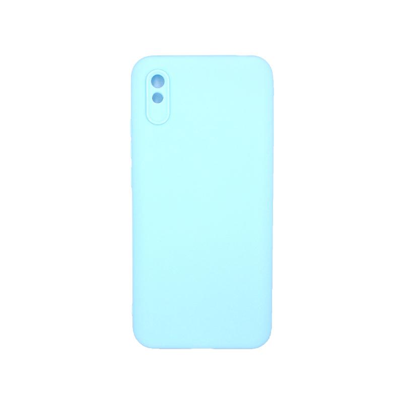 Θήκη Xiaomi Redmi 9A Σιλικόνη – Λιλά