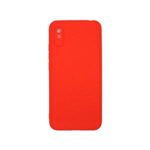 Θήκη Xiaomi Redmi 9A Σιλικόνη – Κόκκινο