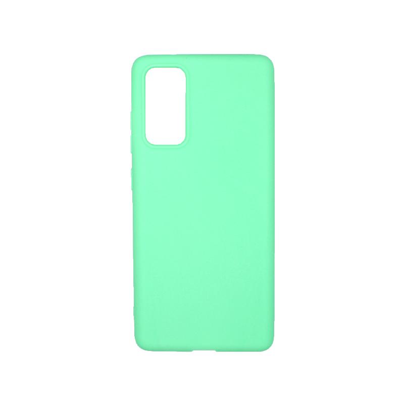 Θήκη Samsung Galaxy S20 FE Σιλικόνη - Πράσινο