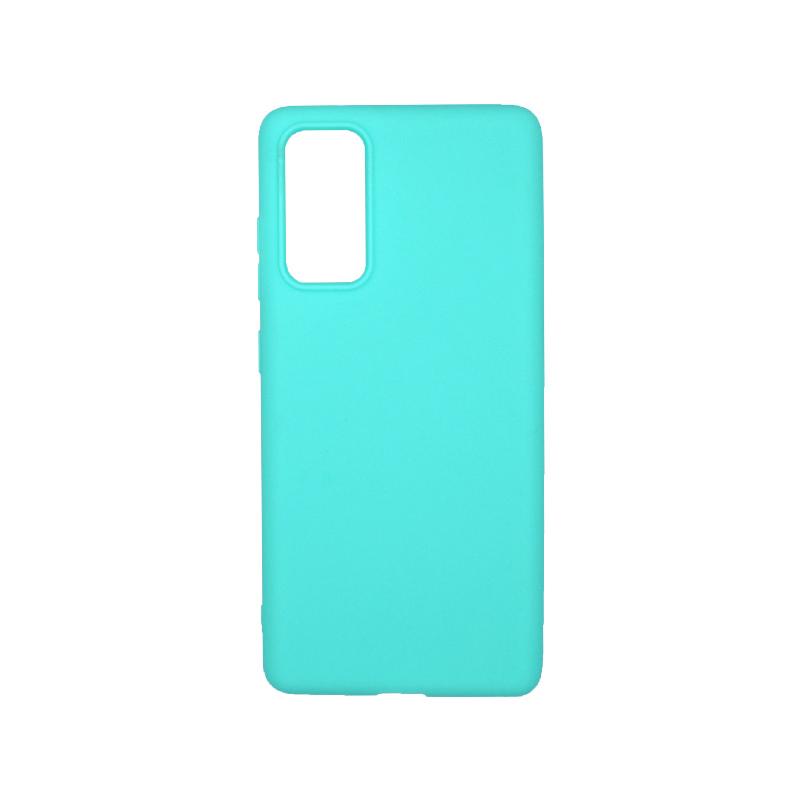 Θήκη Samsung Galaxy S20 FE Σιλικόνη - Γαλάζιο