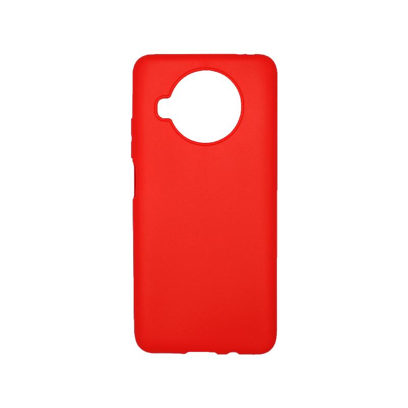 Θήκη Xiaomi Mi 10T Lite Σιλικόνη Κόκκινο