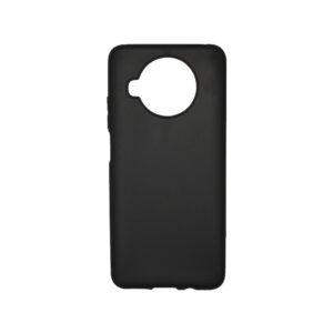 Θήκη Xiaomi Mi 10T Lite Σιλικόνη Μαύρο