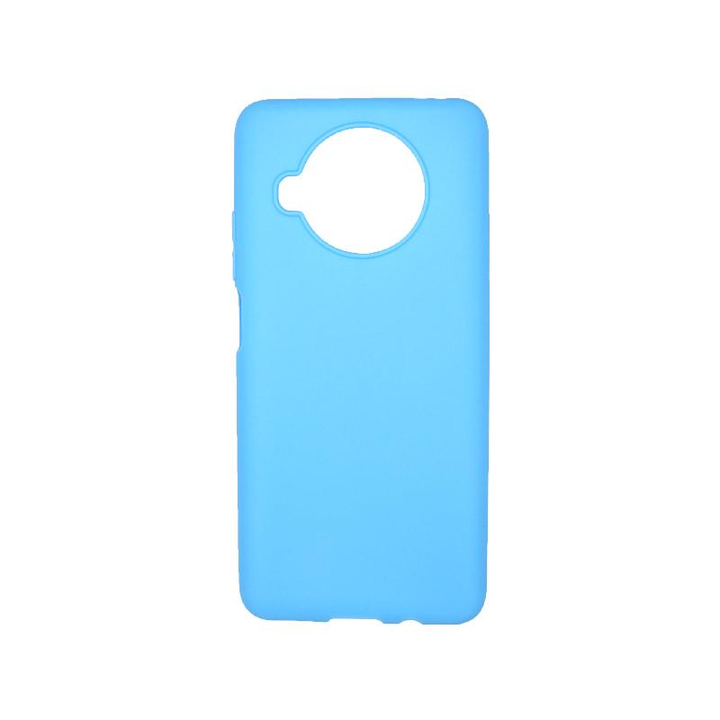 Θήκη Xiaomi Mi 10T Lite Σιλικόνη Γαλάζιο
